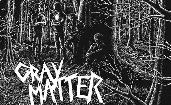 Review : Gray Matter - Food For Thought/Take It Back CD